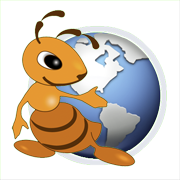الـIDM باخراصدار Download Manager 1.6.3 2018,2017 ant_earth_180.png
